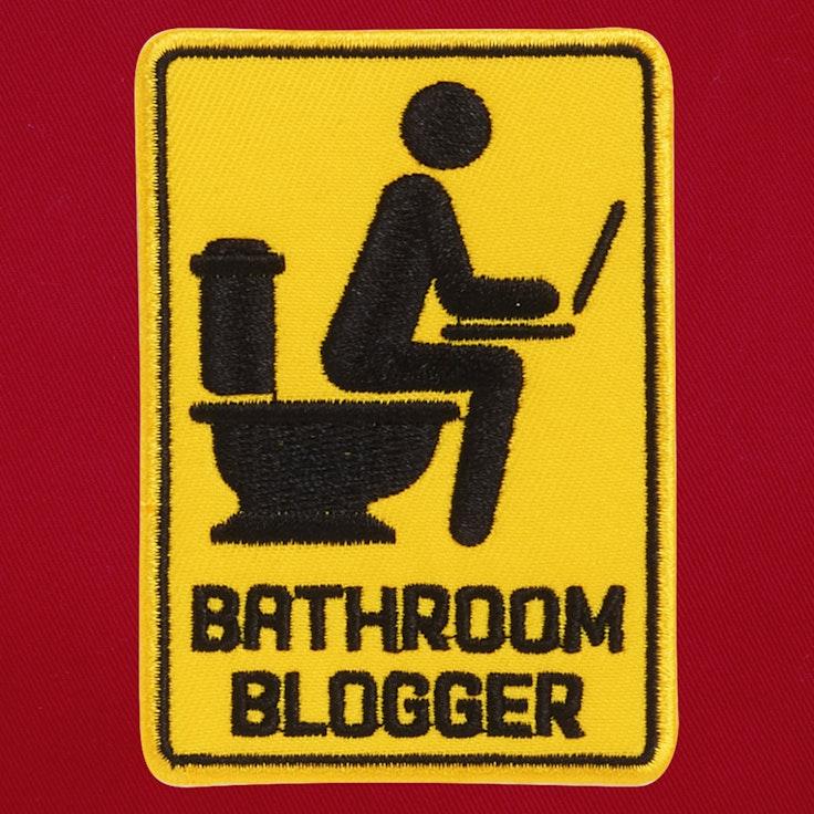 Badge Blogger - 31